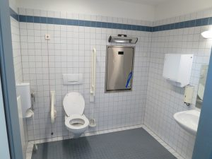 reformar un baño accesibilidad